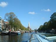 Asisbiz Holland Amsterdam canal scenes Oct 2001 33