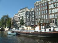 Asisbiz Holland Amsterdam canal scenes Oct 2001 35