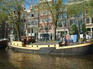 Asisbiz Holland Amsterdam canal scenes Oct 2001 36