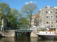 Asisbiz Holland Amsterdam canal scenes Oct 2001 37