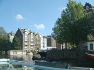Asisbiz Holland Amsterdam canal scenes Oct 2001 38