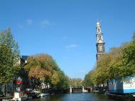 Asisbiz Holland Amsterdam canal scenes Oct 2001 41