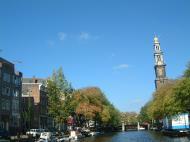Asisbiz Holland Amsterdam canal scenes Oct 2001 42