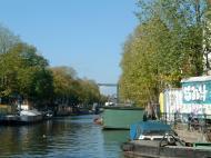 Asisbiz Holland Amsterdam canal scenes Oct 2001 58