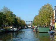 Asisbiz Holland Amsterdam canal scenes Oct 2001 59