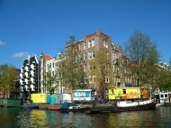 Asisbiz Holland Amsterdam canal scenes Oct 2001 60