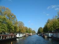 Asisbiz Holland Amsterdam canal scenes Oct 2001 66