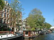 Asisbiz Holland Amsterdam canal scenes Oct 2001 69