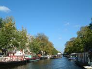 Asisbiz Holland Amsterdam canal scenes Oct 2001 70