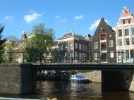 Asisbiz Holland Amsterdam canal scenes Oct 2001 72