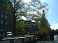 Asisbiz Holland Amsterdam canal scenes Oct 2001 73