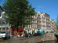 Asisbiz Holland Amsterdam canal scenes Oct 2001 74