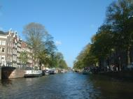 Asisbiz Holland Amsterdam canal scenes Oct 2001 76