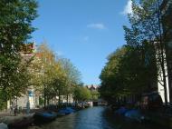 Asisbiz Holland Amsterdam canal scenes Oct 2001 78
