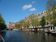 Asisbiz Holland Amsterdam canal scenes Oct 2001 82