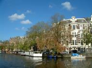 Asisbiz Holland Amsterdam canal scenes Oct 2001 83