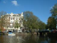 Asisbiz Holland Amsterdam canal scenes Oct 2001 84