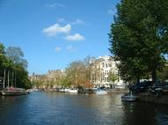 Asisbiz Holland Amsterdam canal scenes Oct 2001 85