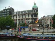 Asisbiz Holland Amsterdam canal scenes Oct 2001 86