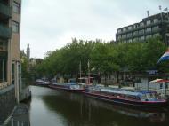 Asisbiz Holland Amsterdam canal scenes Oct 2001 87