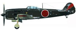 Nakajima Ki-84 Hayate history and Specs.