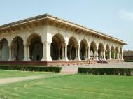 Asisbiz Agra Fort Diwan i Am Hall of Public Audience India Apr 2004 03
