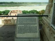 Asisbiz Agra Fort the Diwan I Khas 1635 inscription India Apr 2004 01