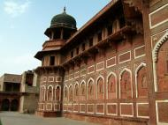 Asisbiz Uttar Pradesh Agra Agra Fort Jahangiri mahal India Apr 2004 02