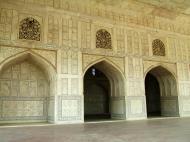 Asisbiz Uttar Pradesh Agra Agra Fort The Khas Mahal India Apr 2004 01