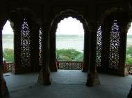 Asisbiz Uttar Pradesh Agra Agra Fort The Khas Mahal India Apr 2004 04