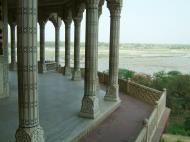Asisbiz Uttar Pradesh Agra Agra Fort The Khas Mahal India Apr 2004 05