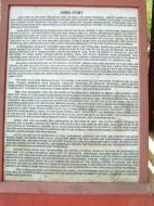 Asisbiz Uttar Pradesh Agra Agra Fort inscription India Apr 2004 01