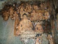 Asisbiz Marathwada Ajanta Caves paintings India Apr 2004 03