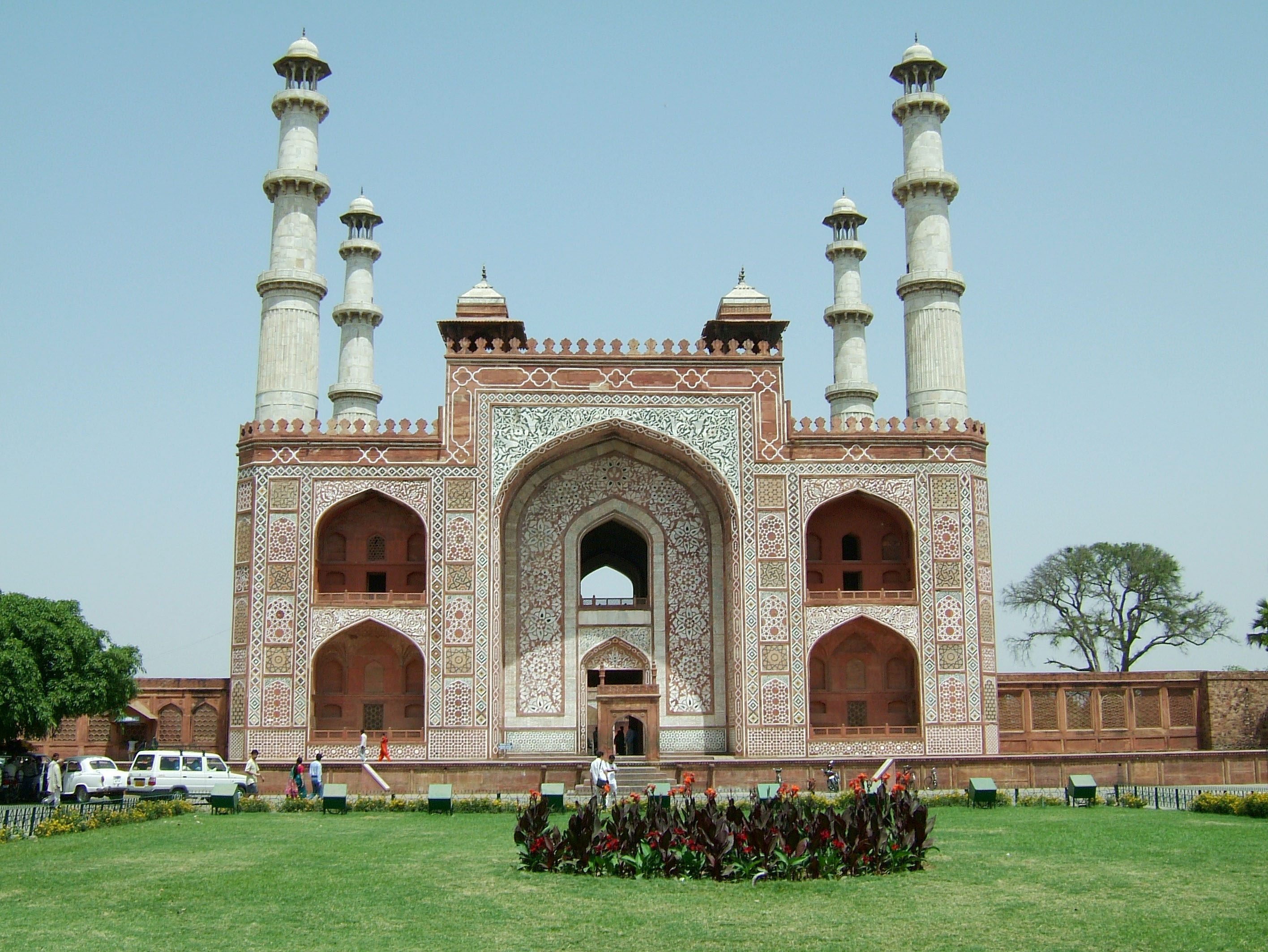 akbar the great and agra Plan to experience the sights and sounds of agra district, like the tomb of akbar the great, during your agra district vacation.