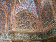 Asisbiz Uttar Pradesh Agra Sikandra Akbars Tomb inlay panels India Apr 2004 01