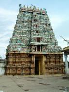 Asisbiz Madurai Alagar Kovil Temple main entrance India May 2004 01