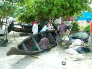 Asisbiz Chinese fishing nets Cheena vala of Fort Kochi Fort Cochin India May 2004 08