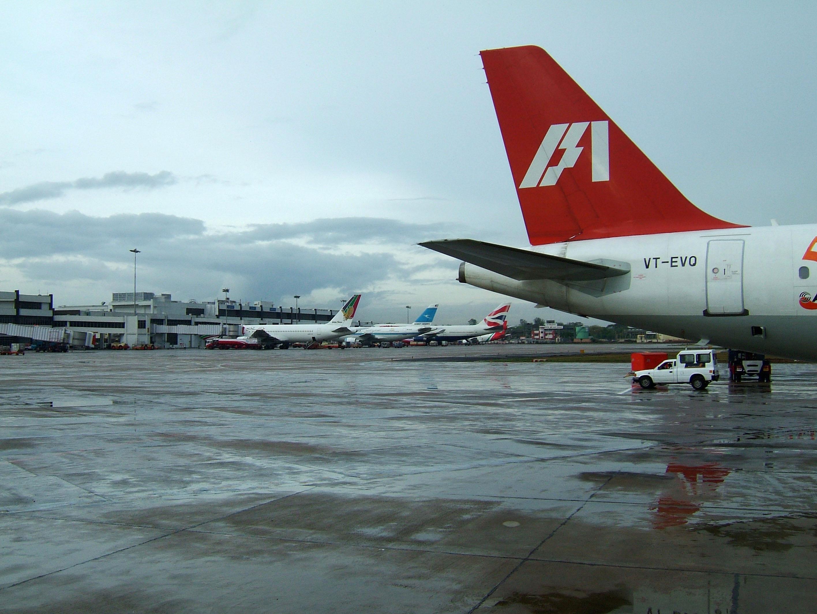 Madras India Airport Chennai Airport Air India