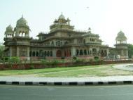 Asisbiz Rajasthan Jaipur city Central Albert Hall Museum India Apr 2004 01