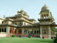 Asisbiz Rajasthan Jaipur city Central Albert Hall Museum India Apr 2004 02