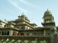Asisbiz Rajasthan Jaipur city Central Albert Hall Museum India Apr 2004 03