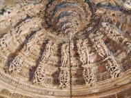 Asisbiz Rajasthan Jaisalmer Fort Jain Temple ceiling engravings India Apr 2004 01