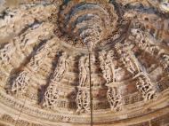 Asisbiz Rajasthan Jaisalmer Fort Jain Temple ceiling engravings India Apr 2004 01