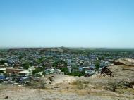 Asisbiz Rajasthan Jodhpur Jaswant Thada panoramic views India Apr 2004 01