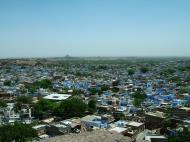 Asisbiz Rajasthan Jodhpur Jaswant Thada panoramic views India Apr 2004 02