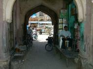 Asisbiz Rajasthan Jodhpur Sardar Market side streets India Apr 2004 02