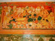 Asisbiz Kochi Mattancherry Palace Dutch Palace paintings India May 2004 01