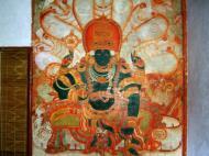 Asisbiz Kochi Mattancherry Palace Dutch Palace paintings India May 2004 03
