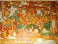 Asisbiz Kochi Mattancherry Palace Dutch Palace paintings India May 2004 06