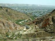 Asisbiz Nahargarh Fort Aravalli Hills overlooking city of Jaipur India Apr 2004 11